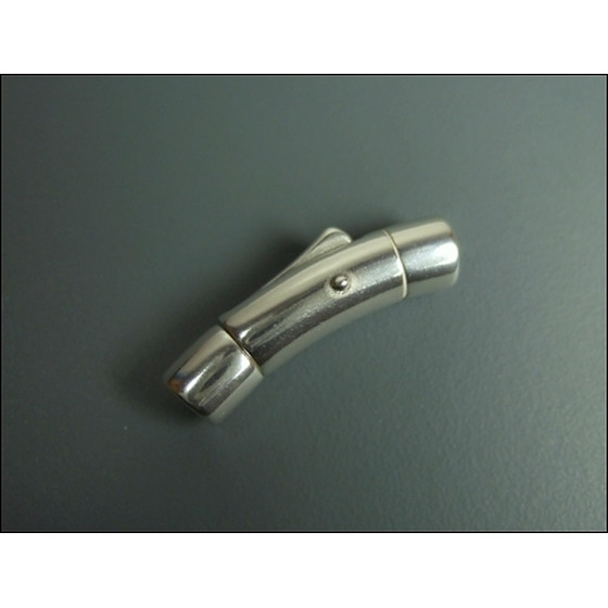 Clasp with lever-back-system, sterling silver Ø 5,0mm